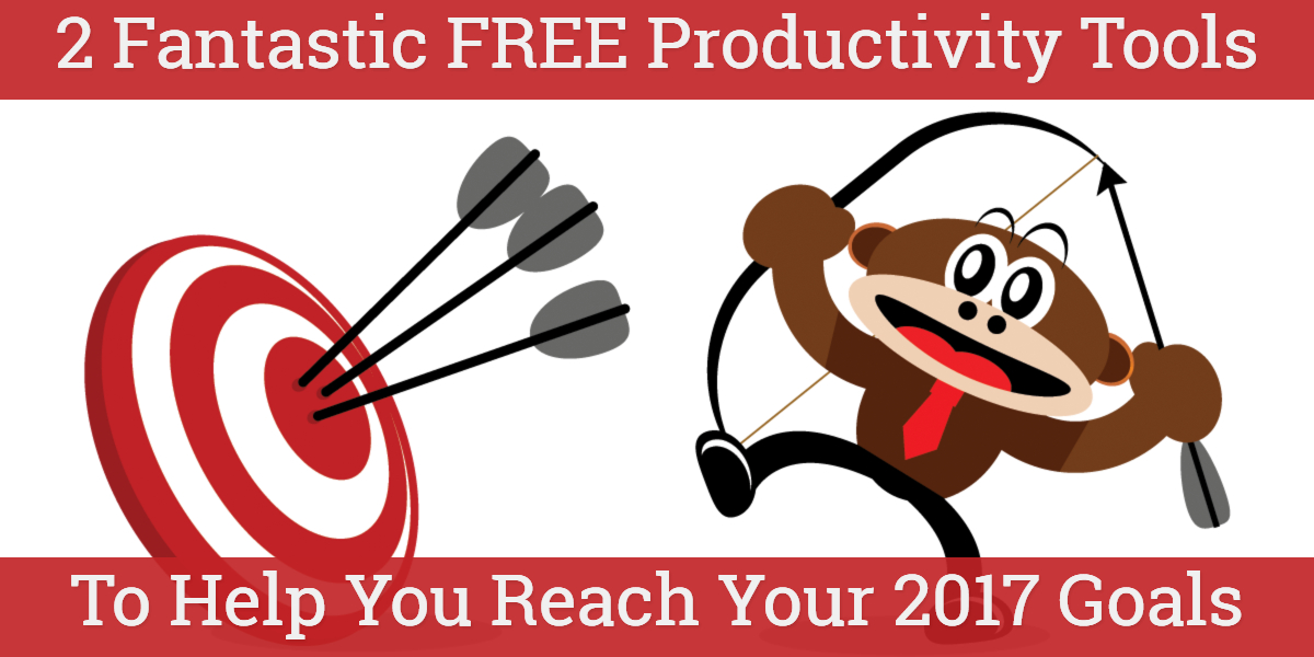 2 Fantastic FREE Productivity Tools To Get More Done In 2017