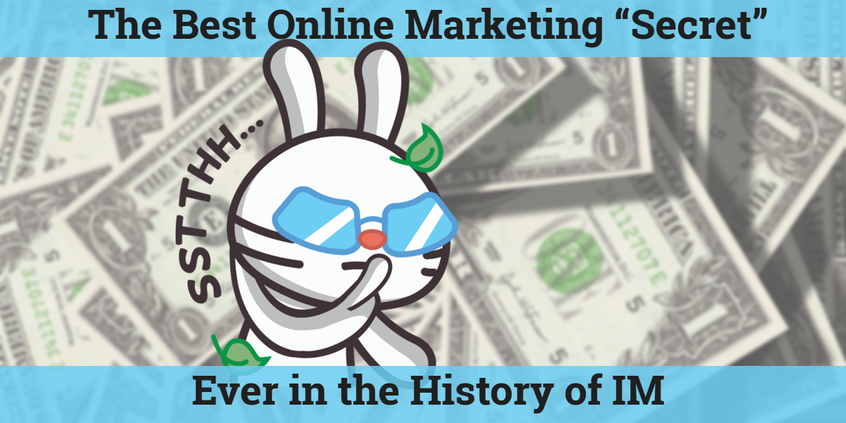 Best online marketing secret