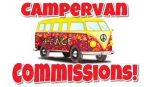 Campervan Commissions Review - How Paul Makes $200/Day From His Campervan