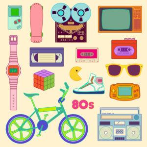 80s Nostalgia Marketing