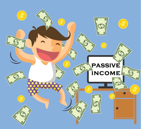 Excited to be earning passive income from Affiliate Marketing
